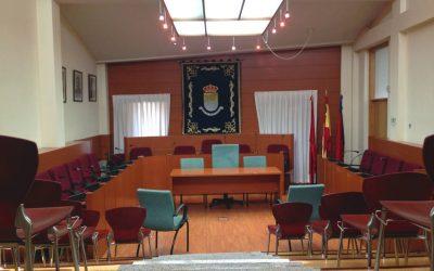 Pleno municipal del 2 de febrero de 2017