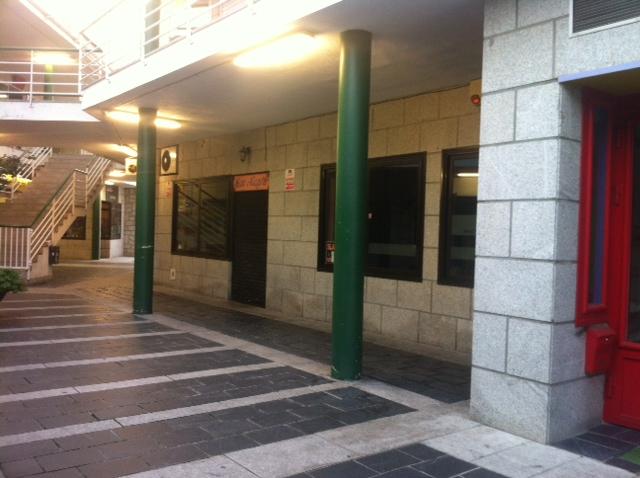 Centro comercial Choco Maite, de Moralzarzal