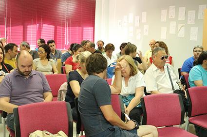 Reunión de afiliados de VMP