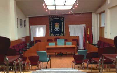 Pleno municipal ordinario julio 2019