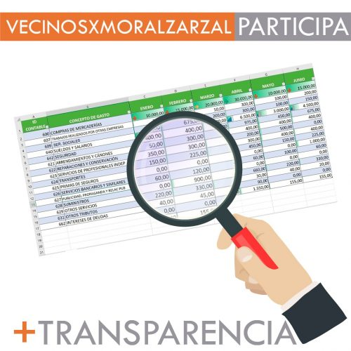 La transparencia del Ayuntamiento de Moralzarzal nos pone a la cabeza en la Comunidad de Madrid