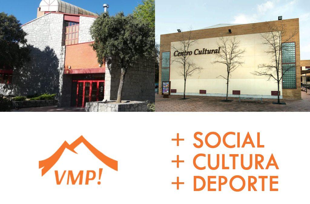 Vecinos MP! +SOCIAL +CULTURA +DEPORTE