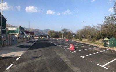Mejorando infraestructuras: Polígono Capellanía y calle Chozuela